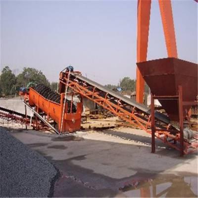 螺旋洗砂机 节能大型洗沙设备 洗砂设备