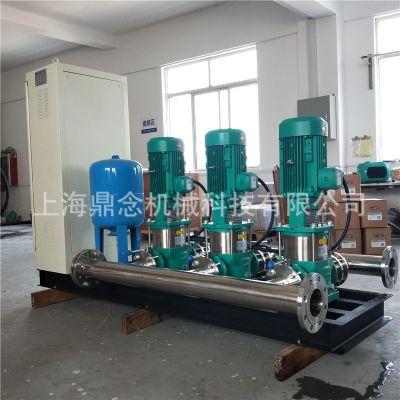德国wilo威乐扬州 MVI412-3/16/E/3-380一控三变频泵无塔供水设备价格优惠