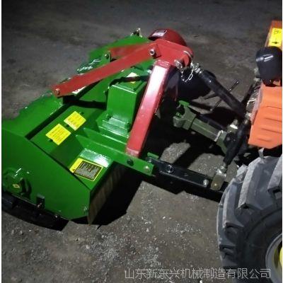 秸秆还田机 秸秆棉花秸秆还田机 四轮拖拉机杂草多功能粉碎机