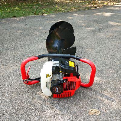 江苏栽种果树用挖坑机 便携手提式打孔机