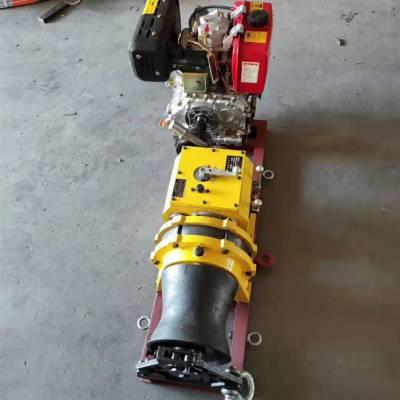 QM-5 3吨绞磨机 5吨柴油机动绞磨机