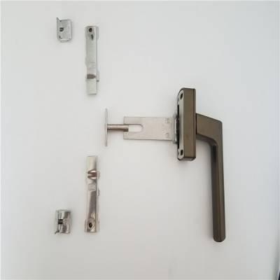 德国丝吉利娅奥彼平开窗执手外开窗执手拨叉执手两点锁多少钱