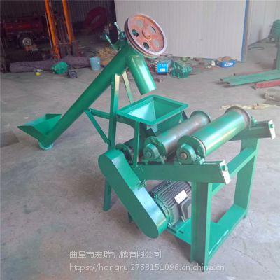 绍兴上虞定制小型谷物扬杂抛粮机农业机械无风扬场机宏瑞规格