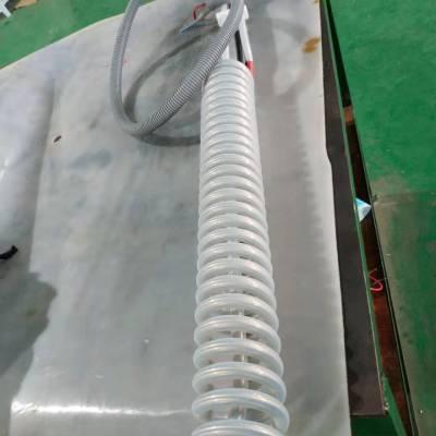 烟台电镀氧化耐腐蚀不锈钢加热管钛加热管定做定制