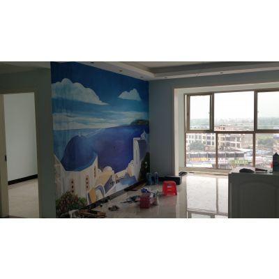 合浦墙画墙体彩绘手绘