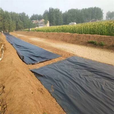 2.0毫米土工膜在江苏尾矿库的施工要点