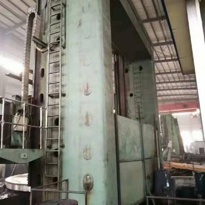 倒闭厂售二手武重6.3米数控立式车床