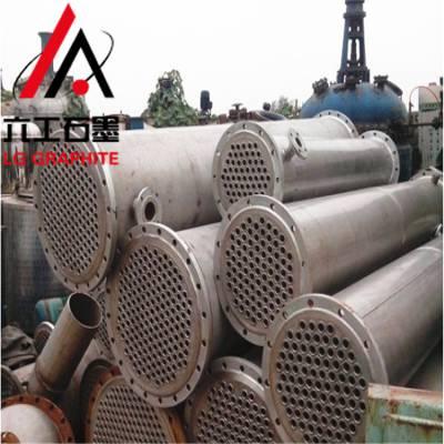 河南六工LG-3702石墨列管式冷凝器_报价公道_改性列管式圆块工业式