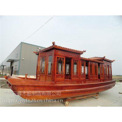 西宁云峰8米画舫船生产基地