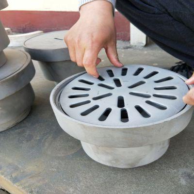生产不锈钢有水封密闭地漏 04S301-34地漏图集