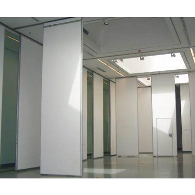 酒店活动屏风 活动隔断 折叠屏风隔断 办公玻璃移动隔墙沃欧