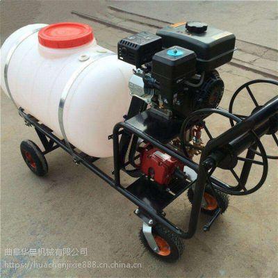 汽油7.5马力打药机价格 果树除虫打药机 车间降温洒水车