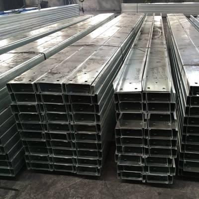 金宏通销售冷弯镀锌C型钢,Z型钢,冷弯方管,冷弯钢板桩商家,寻求施工项目合作