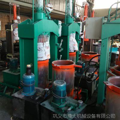 橄榄茶籽专用榨油机 立式大容量榨油设备 豫太全自动液压榨油机