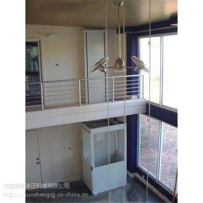 南通无障碍升降机 无机房别墅电梯 小型家用电梯 国胜机械质量保证