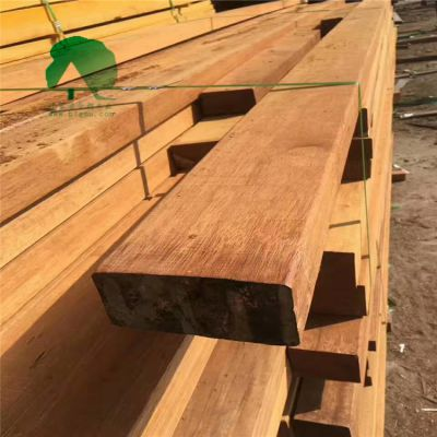 印尼菠萝格定规格景观工程 菠萝格高端防腐木 户外木材