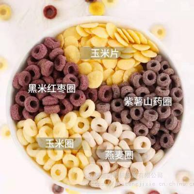 美国进口通用磨坊cheerios蜂蜜燕麦圈膨化机五谷即食冲饮代餐粉机器
