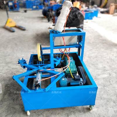 直销生产大型轮胎切割机废旧轮胎粉碎成套设备
