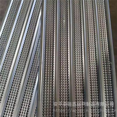 收口网厂家直销 建筑施工浇筑网片 镀锌浇带网 免拆模板网