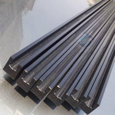 山东厂家直供超高分子量聚乙烯耐磨条 08B耐磨塑料链条导轨