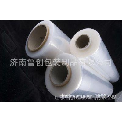 兖州市  50cmPE工厂直销缠绕膜手工拉伸膜包装膜托盘缠绕膜厂家