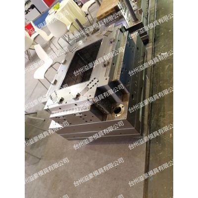 大型注塑模具加工 周转箱模具制造 水果框塑料模具