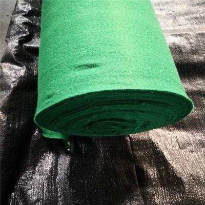 山东150克绿色<b>土工布</b>厂家 建筑工地覆盖土方防尘