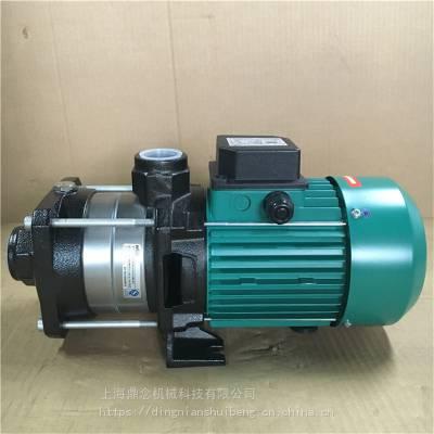 德国wilo威乐热水循环泵MHIL206-3/10/E/1-220现货出售