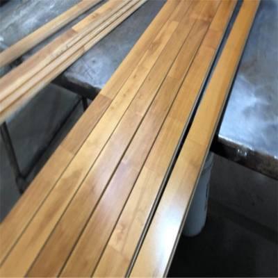 高密高品质体育木地板工厂