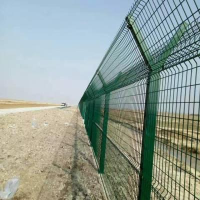 机场隔离围网双边丝护栏网型号