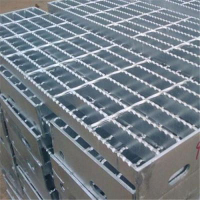 安庆市宜秀区哪里有卖 不锈钢地沟钢格栅版 船用脚踏板 钢结构平台踏步板 尺寸定制
