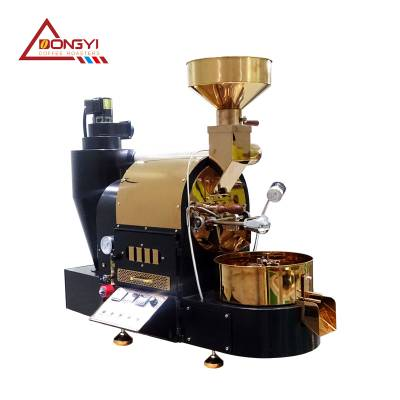 哪种咖啡烘焙机炒制效果好 如何挑选好用咖啡烘焙机 炒香咖啡豆的方法 南阳东亿