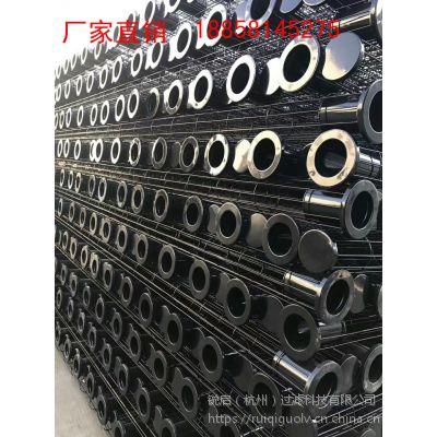 厂家供应镀锌有机硅除尘骨架碳钢不锈钢除尘器布袋笼骨