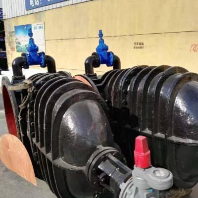 厂家直销西城区铸铁明杆闸阀 Z41T-10 DN200单面闸板 铜心使用寿命长