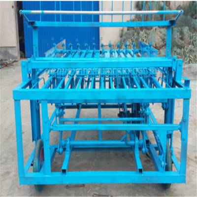 电动草垫机 草帘编织机 芦苇编织机 电动秸秆编织机
