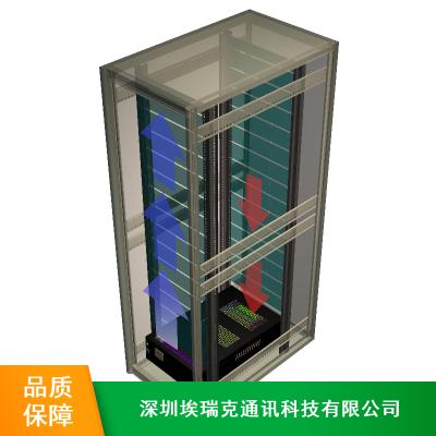 供应一体化智能服务器机柜_电信数据中心机房无空调外机并柜