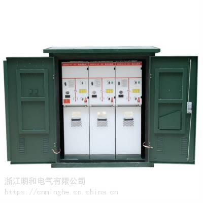 10KV全绝缘负荷开关柜 固定式高压中置柜配电柜