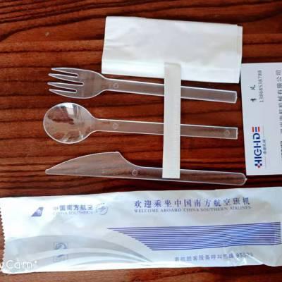 浙江海航可定制 餐具包装 纸巾刀叉包装机 叉勺包装机