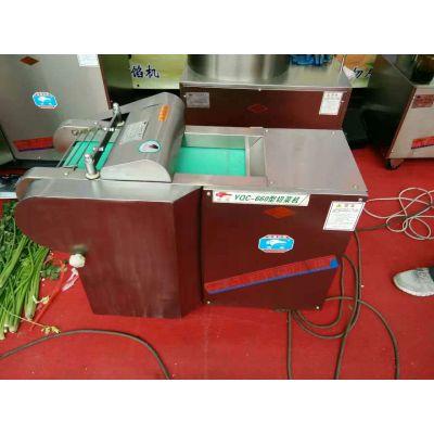 电动切菜机全自动食堂厨房蔬菜切丝片丁段器多功能切菜机商用