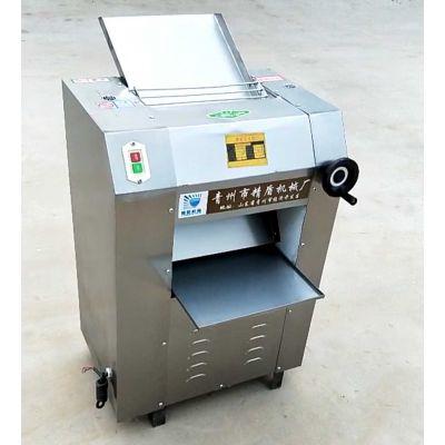 压面机商用全自动电动不锈钢制擀面机轧面条机压面皮饺子皮机大型