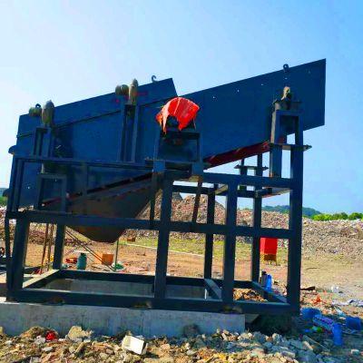 建筑垃圾二次利用处理生产线生活垃圾分拣机装潢垃圾分拣机