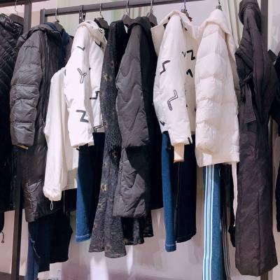 徐州收购库存服装 折扣网 卫衣外套 韩版服装批发