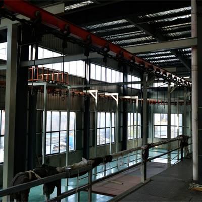 苏州喷塑流水线厂家金属粉末喷涂公司喷涂喷塑