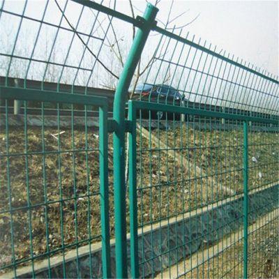 绿化隔离网 车间仓库隔离网 围墙防护栏多少钱