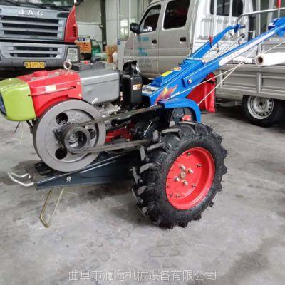 动力强劲22马力手扶拖拉机 高性能家用开沟机 果园低矮手扶拖拉机