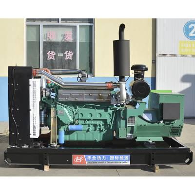 玉柴350千瓦柴油发电机组配气相位失调整
