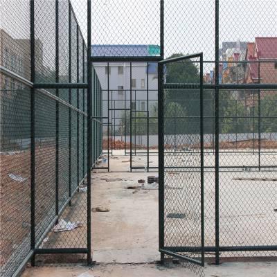 球场围网价格 学校体育场围网 护栏网围栏网