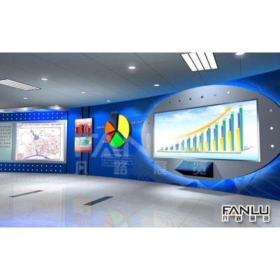 科技展厅设计的色彩是展览重要构成元素