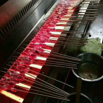北京木炭烧烤炉厂家 方式木炭烧烤机 商用燃气烤肉炉