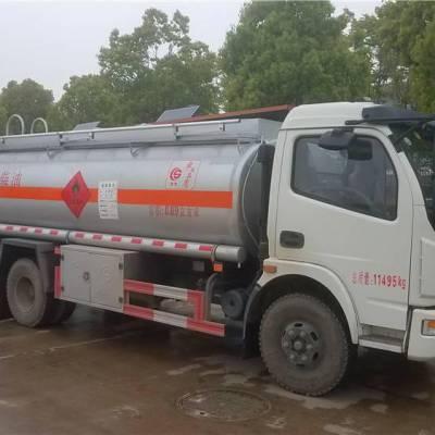 东风8吨加油车多少钱 8吨流动加油车报价 柴油加油车